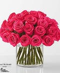Hot Pink Rose Bouquet by Isaac Mizrahi