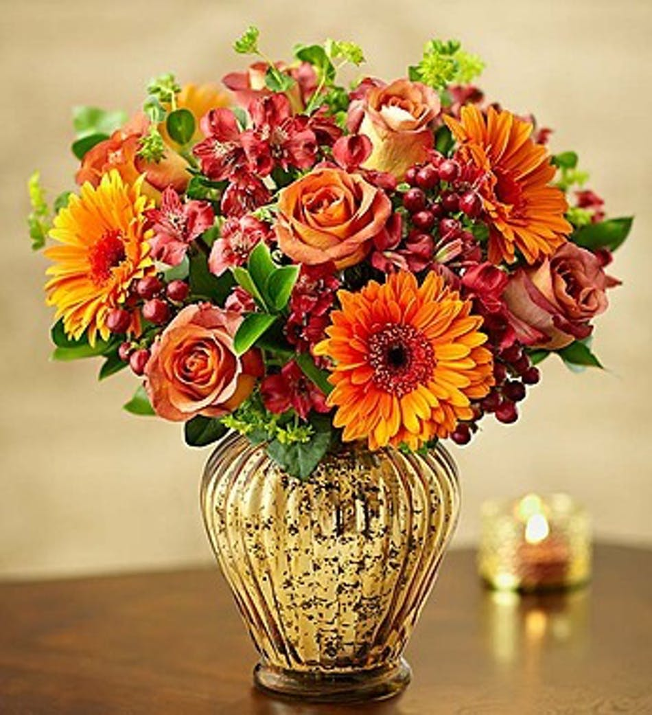 In Love With Fall Bouquet Kansas City Florist Flower Delivery