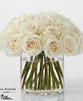 Classic White Rose by Isaac Mizrahi