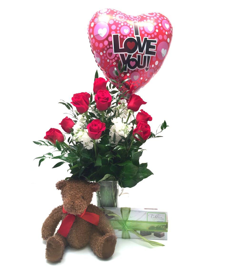 Romantic Flowers Gifts Kansas City Florist Toblers Flowers