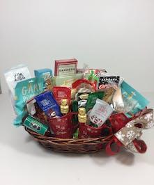 Large Holiday Gourmet Basket