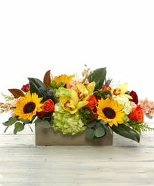 Autumn Harvest Centerpiece