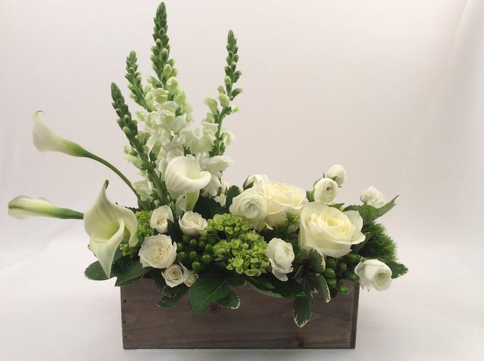 Peaceful Garden Kansas City Florist Flower Delivery Kansas City