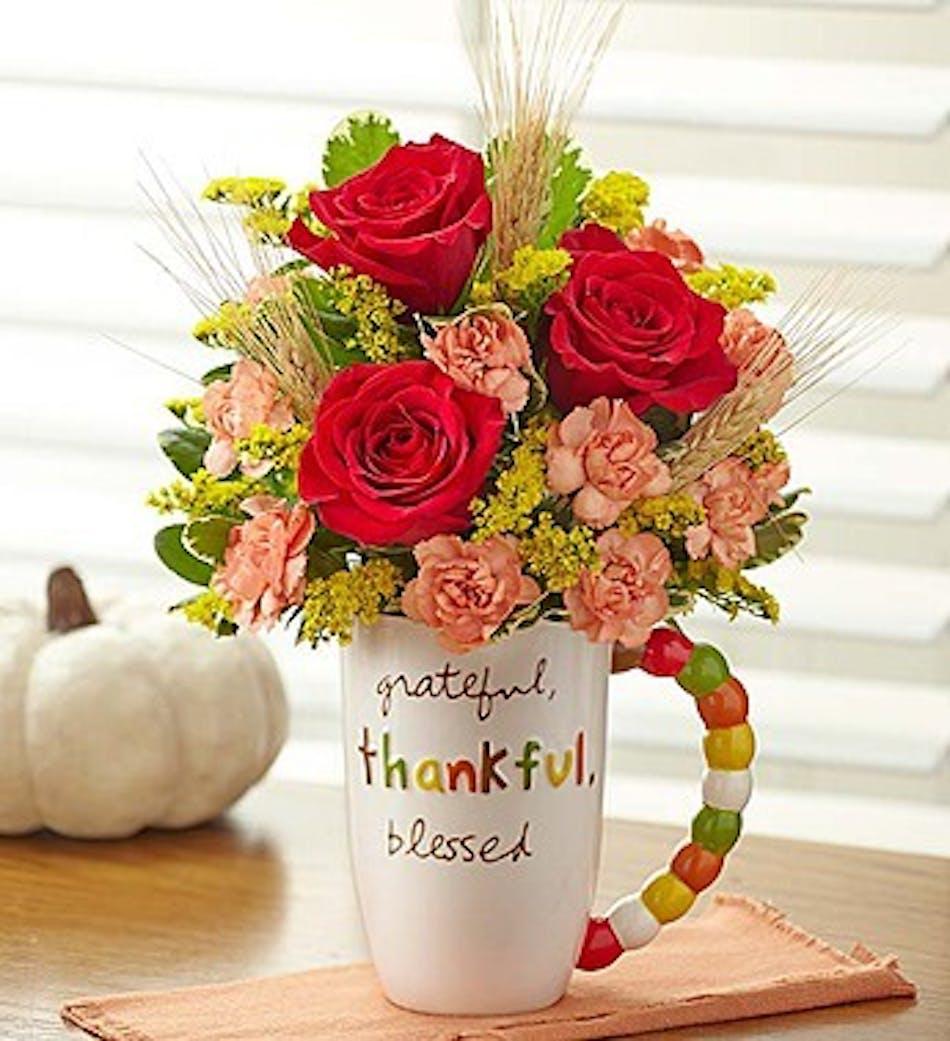 Mugable for Fall - Kansas City Florist - Flower Delivery Kansas City