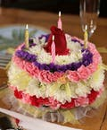 Flowering Birthday Cake
